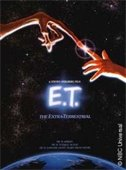 E.T. promotional poster
