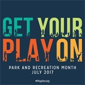 Get Your Play On logo