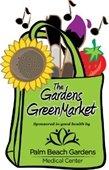 The Gardens GreenMarket logo