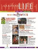 Cover of the Gardens Life brochure
